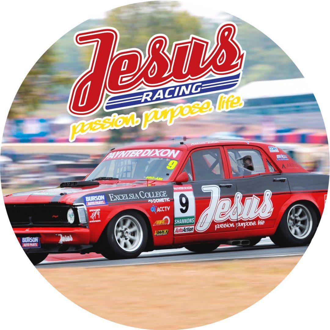 Jesus Racing